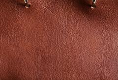 baha brandy color of leather - stock photo