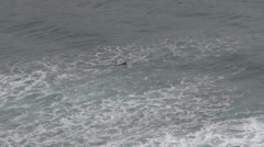 Surfer 30 Stock Footage