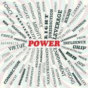 Power Stock Illustration
