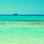 formentera, balearic islands, spain - stock photo