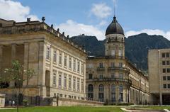 national capitol, bogota, colombia - stock photo