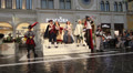 Opera Perfrormance in St Mark's Square at The Venetian Hotel, Las Vegas Footage