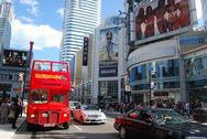 Stock Photo of Yonge-Dunda Square  in Toronto, Canada