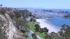 Dana point Stock Footage