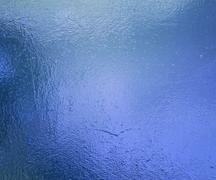 blue painted metal texture - stock illustration