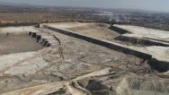 Stock Video Footage of Reclaiming old gold mine dumps PAL