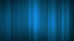 Abstract Flowing Cloth Background - Blue - stock footage