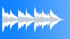 Harp Sting D - stock music