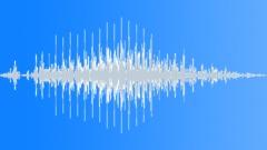 Cartoon Voice 01 one Sound Effect