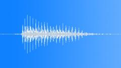 Male Voice 05 five - sound effect