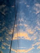 Glassy sky Stock Photos