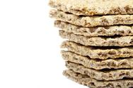 Stock Photo of Crispbread