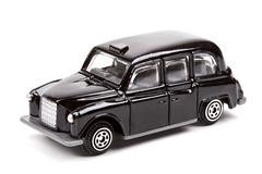 London Taxi Cab - stock photo