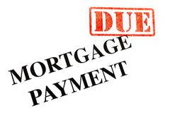 Mortgage Payment Due Stock Photos