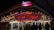 Fabulous Las Vegas Jewelry and Gift Store Stock Footage