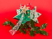 Stock Photo of christmas decoration isolated