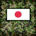 Stock Illustration of amy camouflage uniform, japan