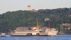 Kanlica, Istanbul Stock Footage