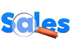 Loupe sales Stock Illustration