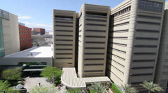 Stock Video Footage of Clark County Detention Center, Las Vegas