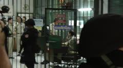 Viktor bout arms dealer lord war merchant death Stock Footage
