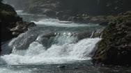 Stock Video Footage of Pulhapanzak Waterfalls in Honduras