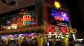 Mermaids Casino, Fremont Street Footage