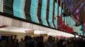 Binion's Gambling Hall and Hotel, Las Vegas HD Footage