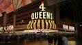 Four Queens Casino Resort, Las Vegas HD Footage