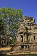 Chau say tevoda temple, angkor area Stock Photos