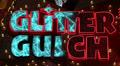 Flashing Neon 'Glitter Gulch' Sign HD Footage