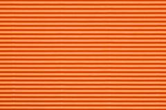 Orange corrugated cardboard Stock Photos