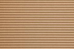 Brown corrugated cardboard Stock Photos