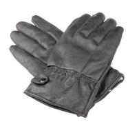 Leather gloves isolated Stock Photos