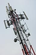 transmitter - stock photo