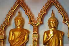 Stock Photo of believe of buddha thailand