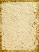 Grunge textured paper Stock Illustration