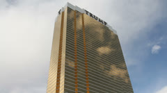 Trump International Hotel, Las Vegas Stock Footage