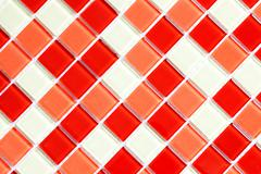Checkered pattern Stock Photos