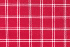 white and red checkered pattern - stock photo
