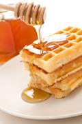 Vohveli hunajaa Kuvituskuvat