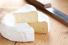 Brie cheese Stock Photos