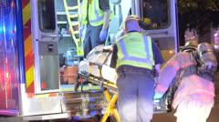 Ambulance / AMR Stock Footage