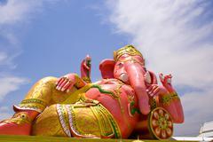 Ganesh statue. Stock Photos