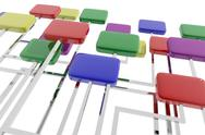 Stock Illustration of Organization
