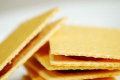 Pineapple cracker Stock Photos