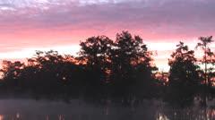 osc1 04 pull sunrise best - stock footage