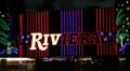 Flashing Riviera Casino Sign, Las Vegas HD Footage