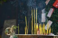Stock Photo of incence sticks