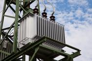 Stock Photo of transformer